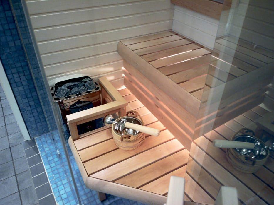 how to build a finnish sauna
