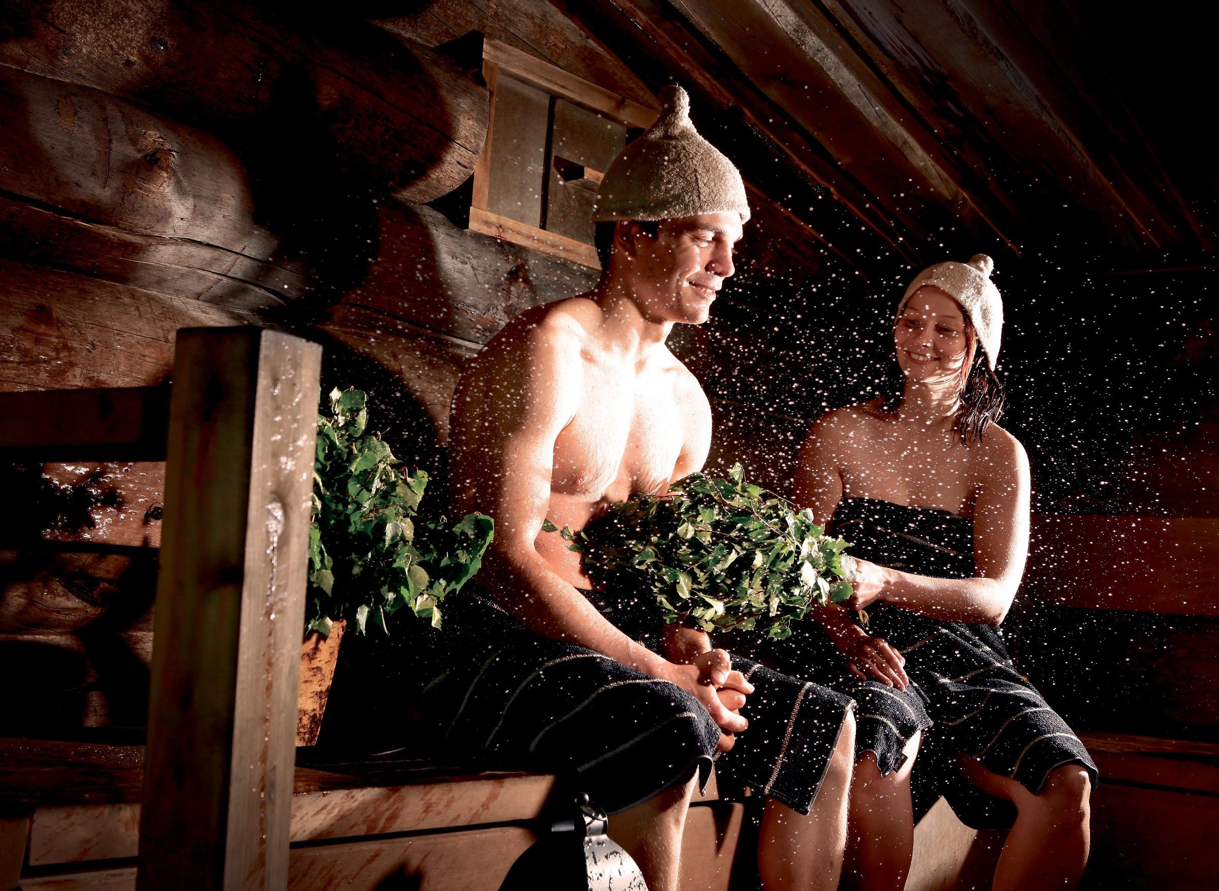 Sauna Tour Rukan Salonki