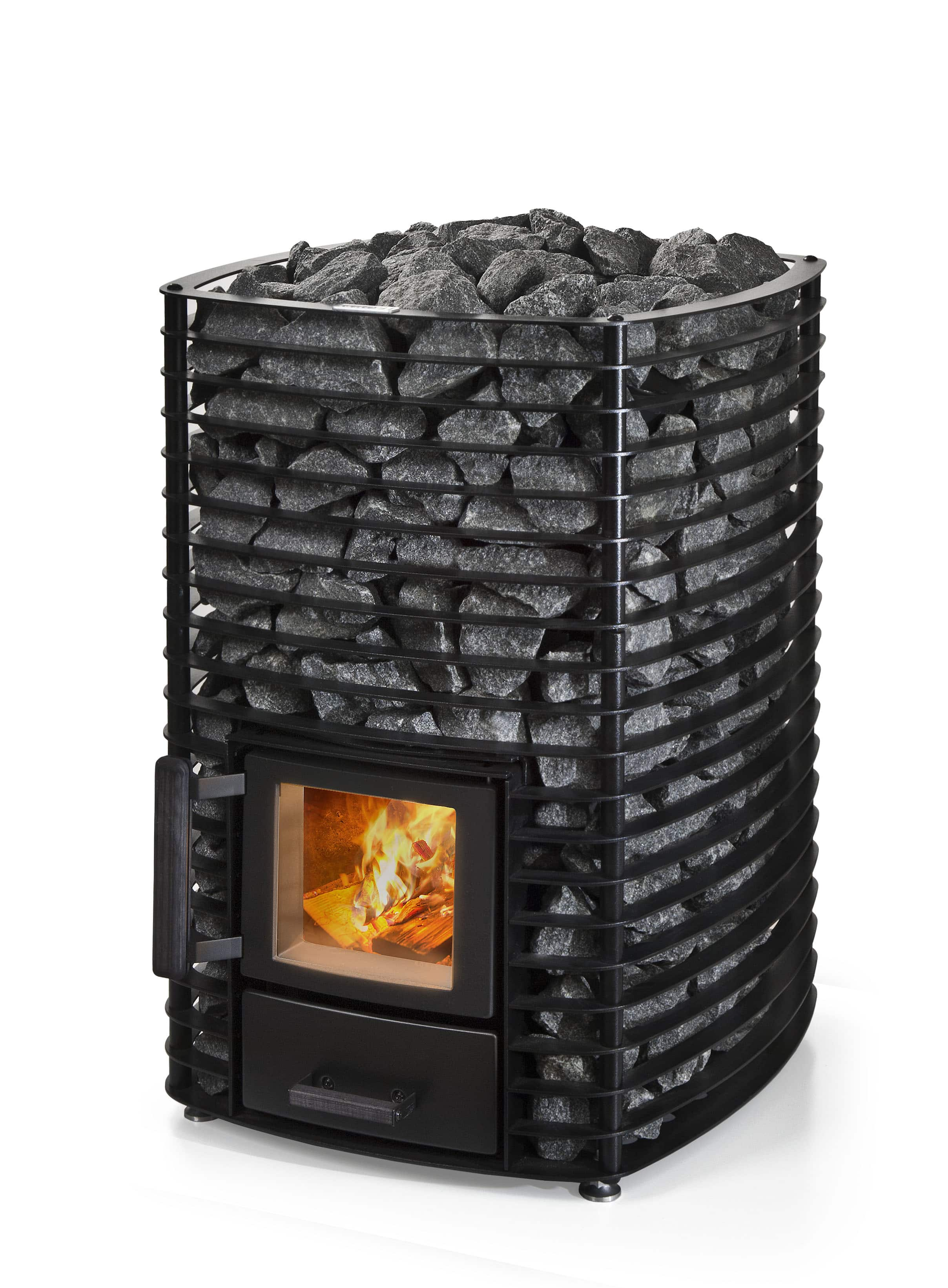 The Traditional Narvi Sauna Heater Offers An Authentic