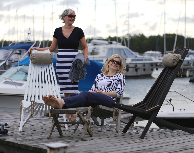 Sauna from Finland Die finnische Sauna #0: dock girls 3 1523x1200