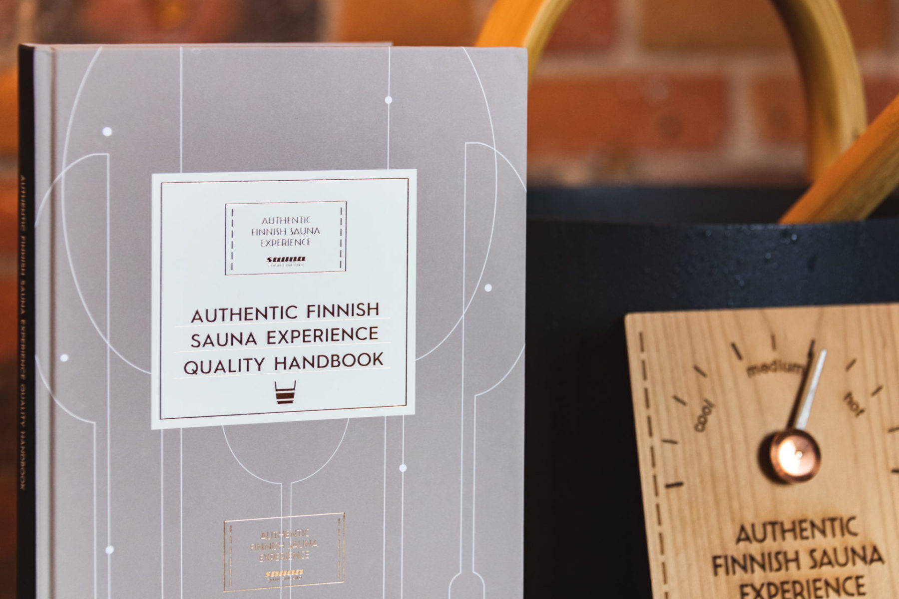Authentic Finnish Sauna Experience Quality Handbook