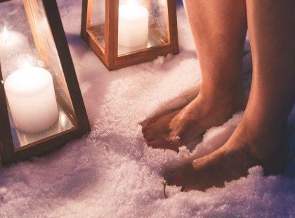 Sauna Snow