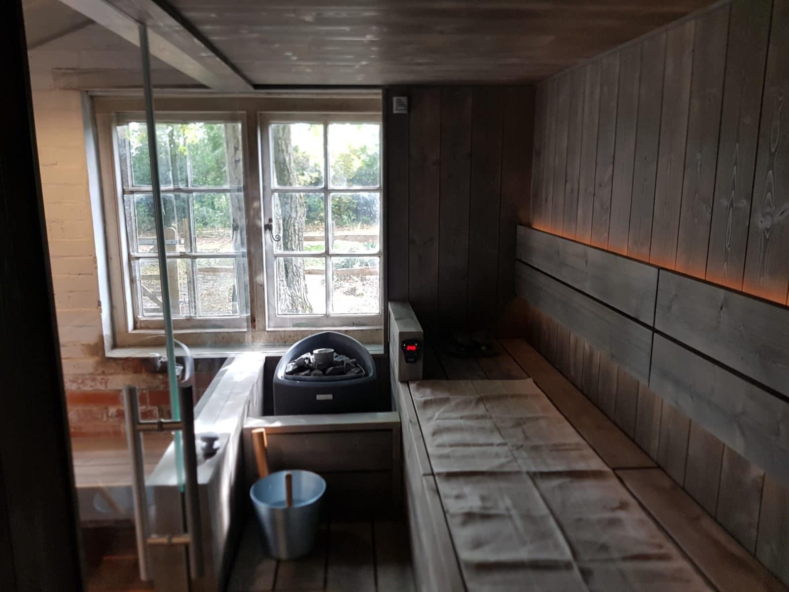 Finnmark Bespoke Sauna