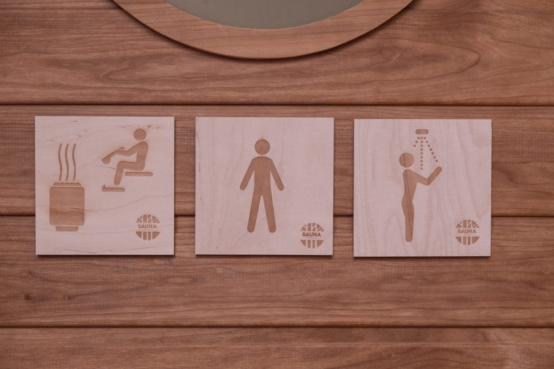 Sauna symbols