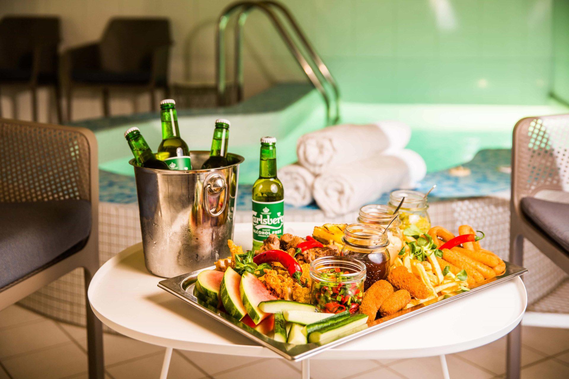 Sokos Hotel Viru Sauna Food