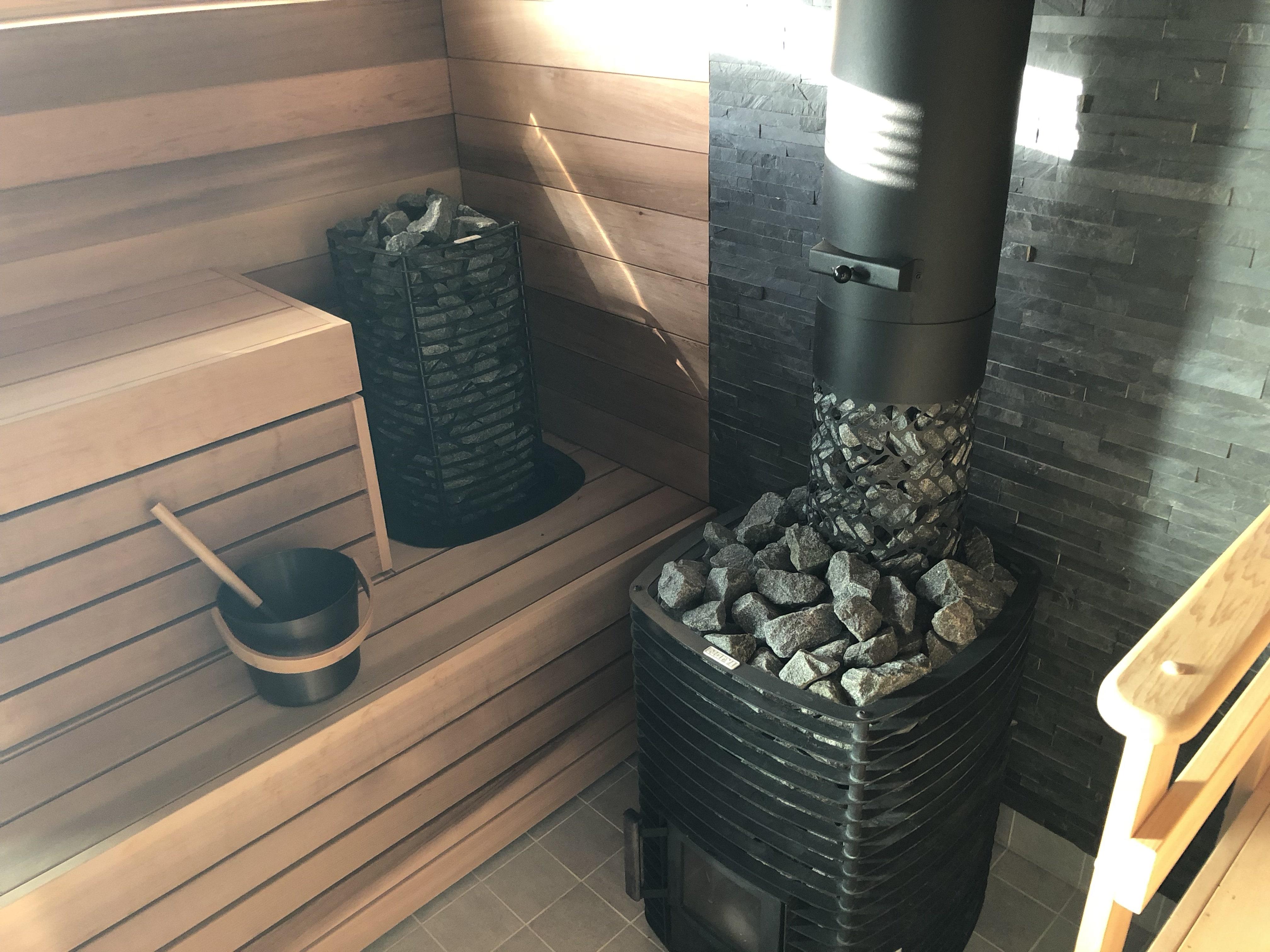 Heart Of Finnish Sauna Sauna From Finland