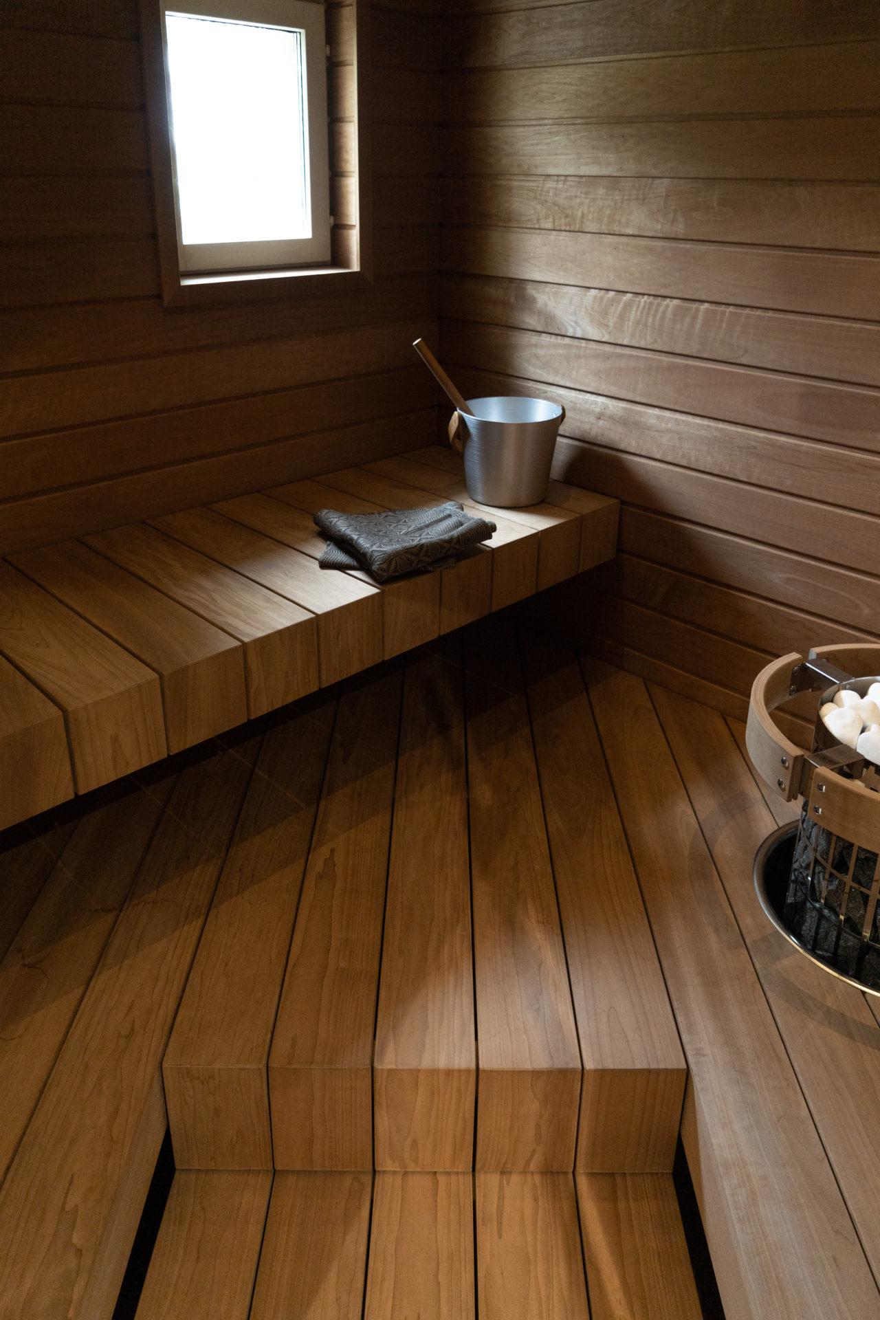 karelia puutec sauna