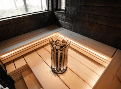 karelia puutec custom-made sauna