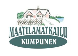 maatilamatkailu kumpunen logo