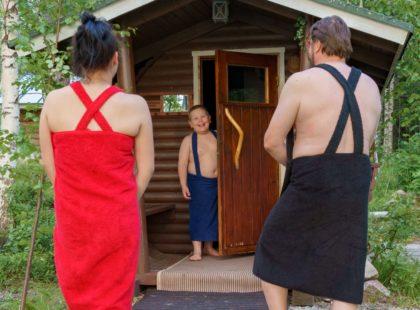 lindentex sauna