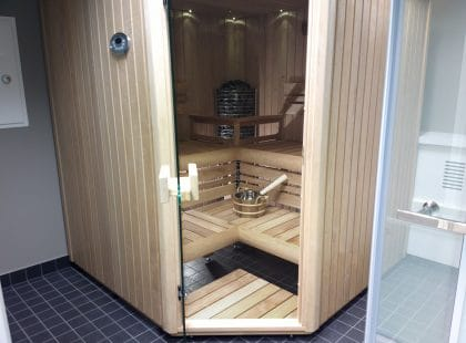 How To Build A Perfect Sauna