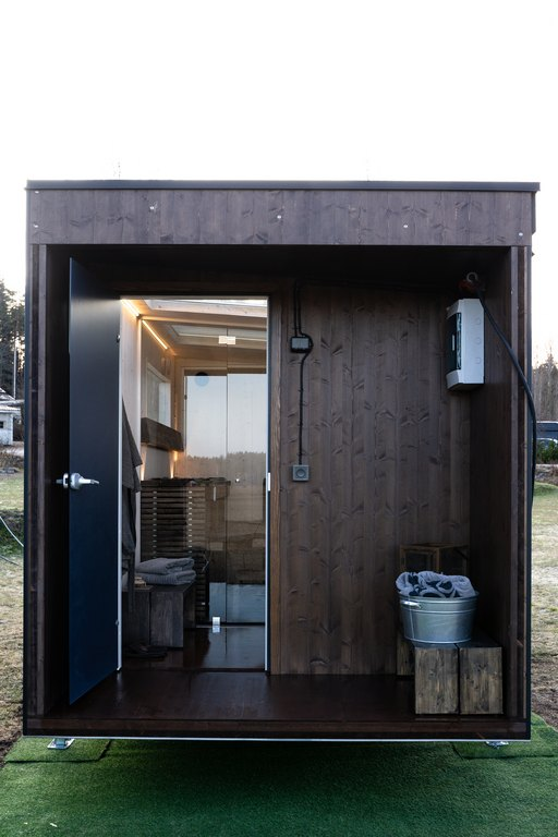 Ripavi sointu mobile sauna