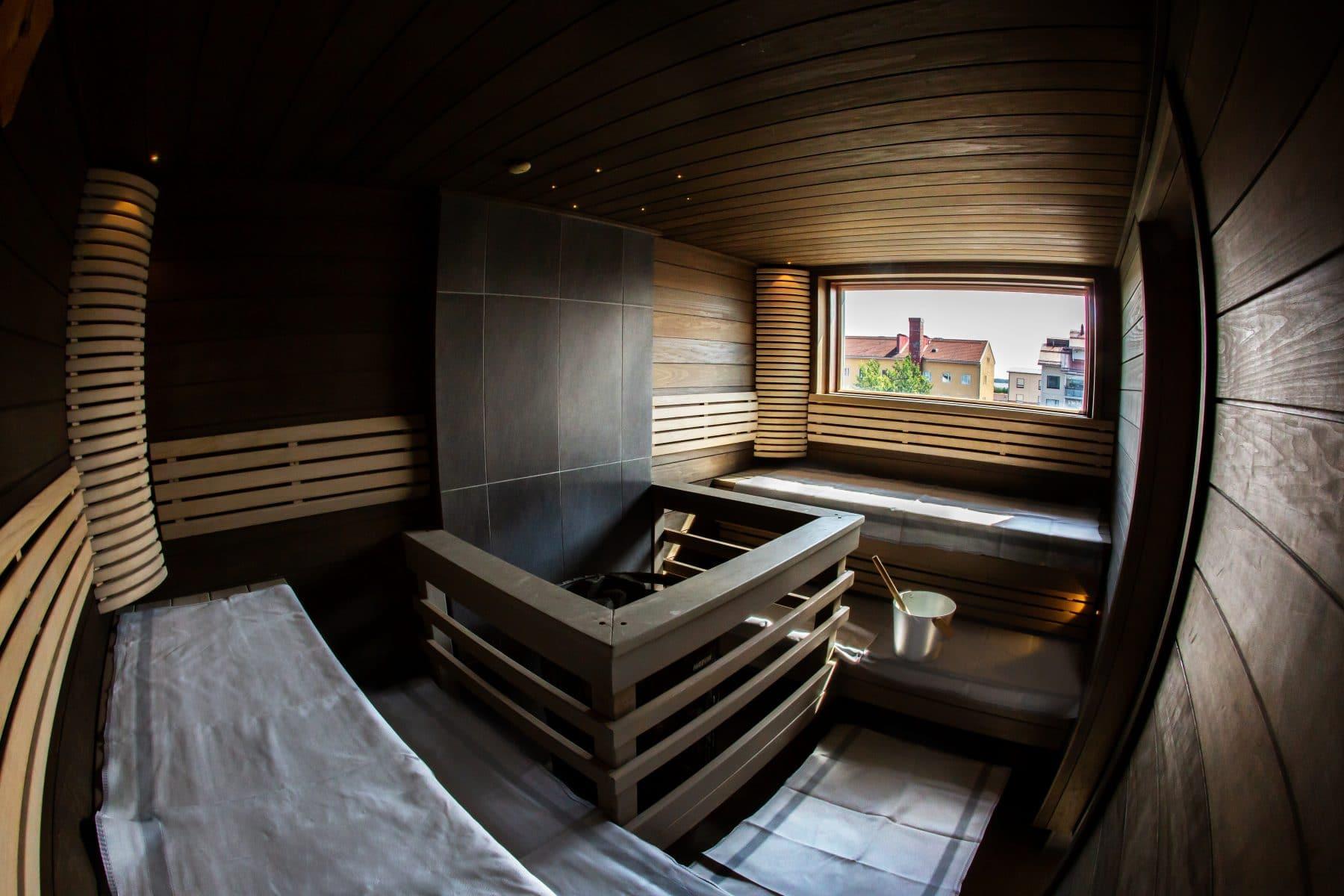 `Original Finnish Sauna Experience at the interbad 2020...