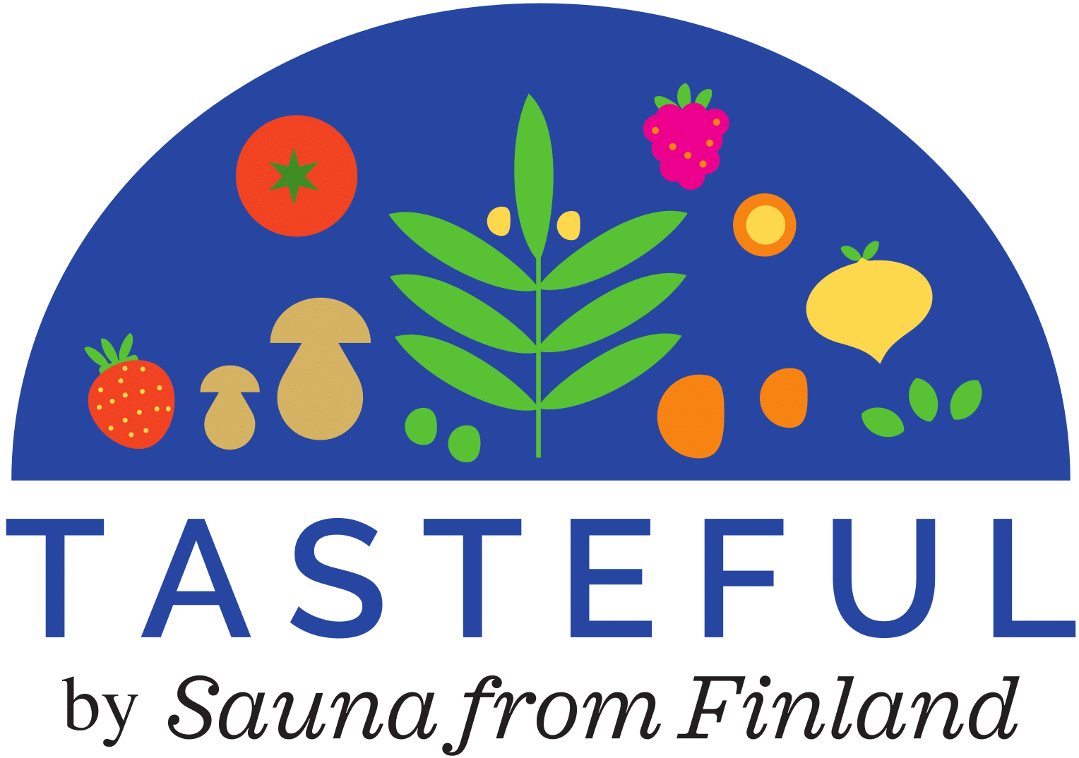 Tasteful by Sauna from Finland