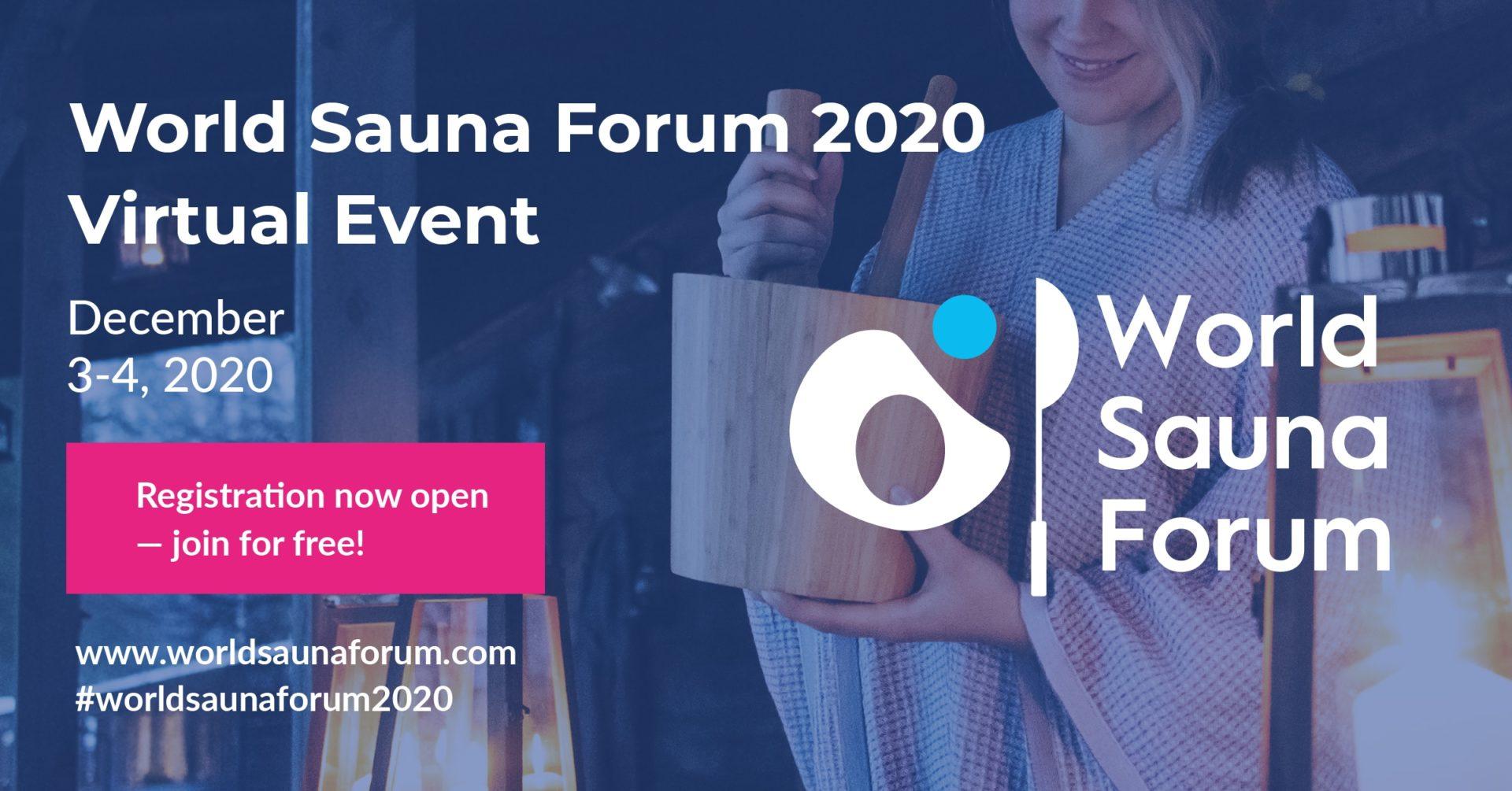 World Sauna Forum Virtual Event