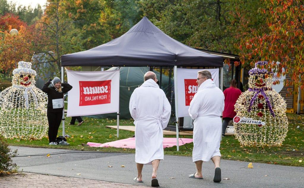 World Sauna Forum sauna bathing